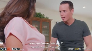 يقذف على نهدي أمه ألجديدين | افلام سكس مترجمة الجنس العربي القذر