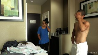 سكس في الفندق